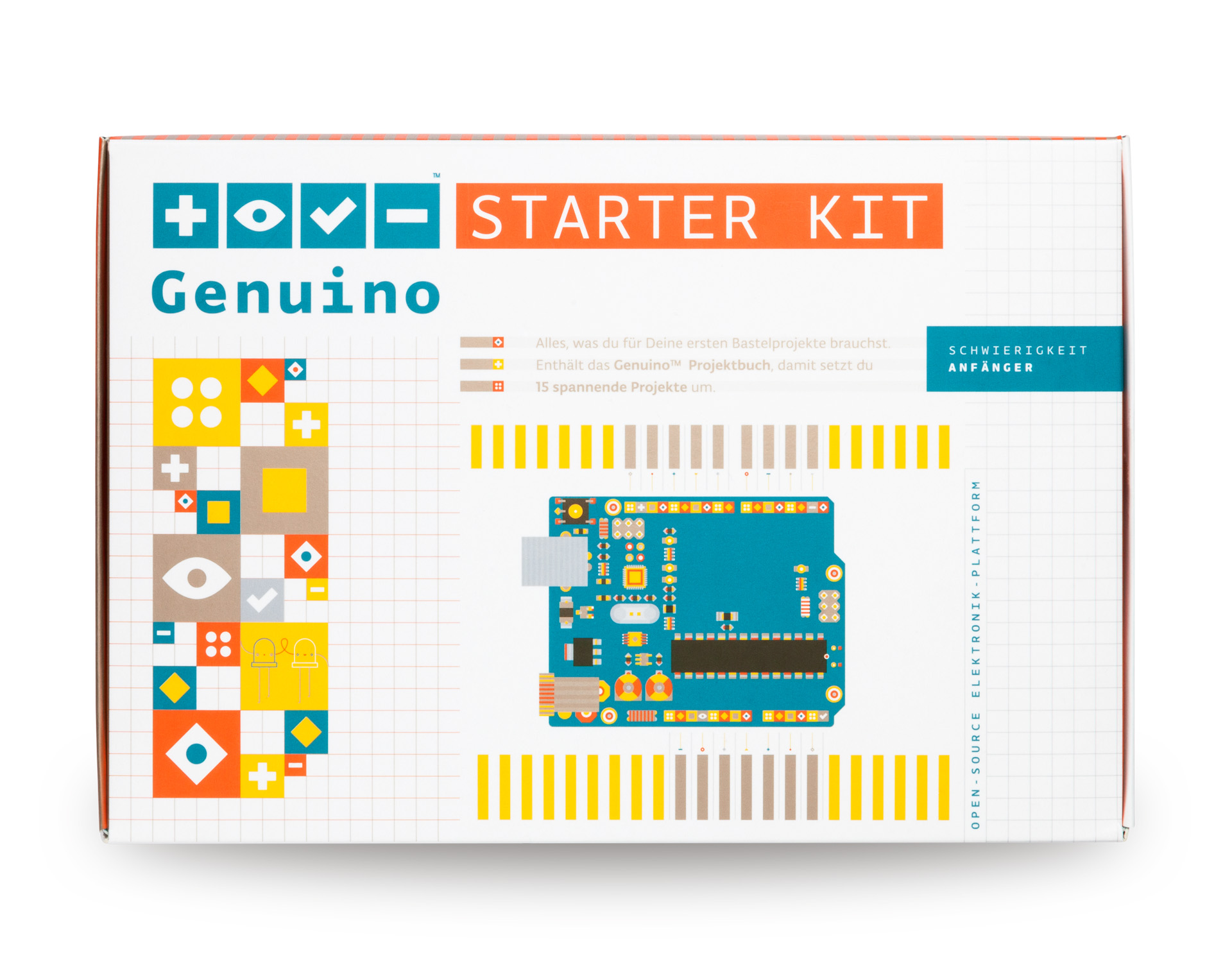Genuino Starter Kit [Deutsch]
