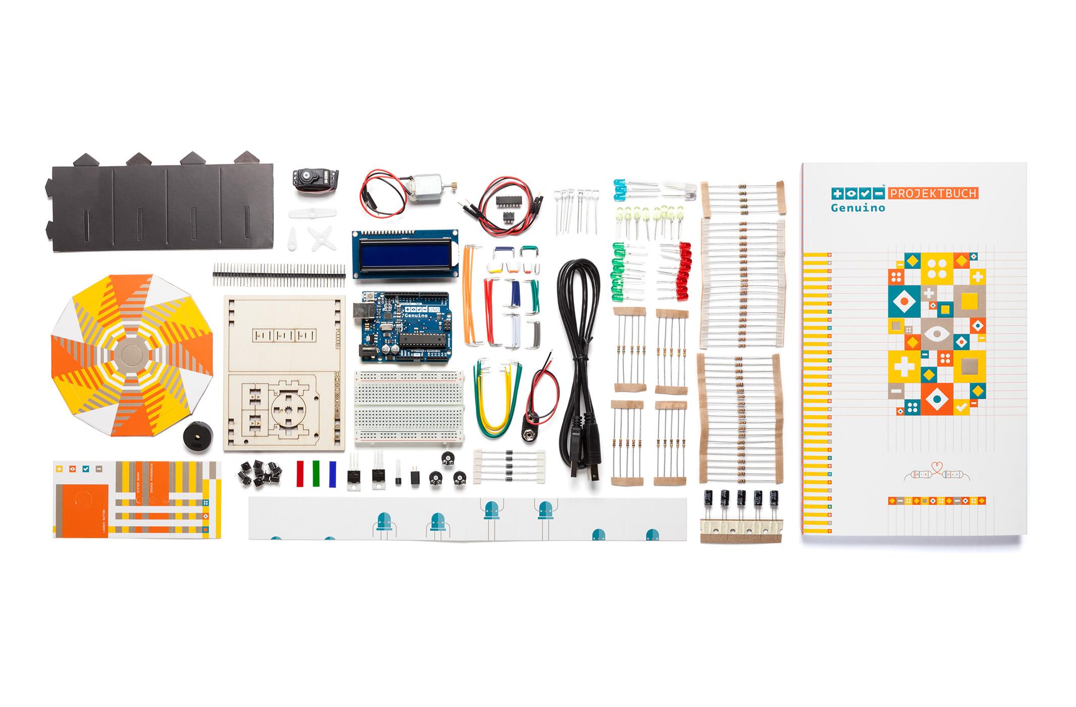 Genuino Starter Kit [Deutsch]